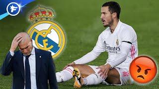 Le Real Madrid n'en peut plus d'Eden Hazard | Revue de presse