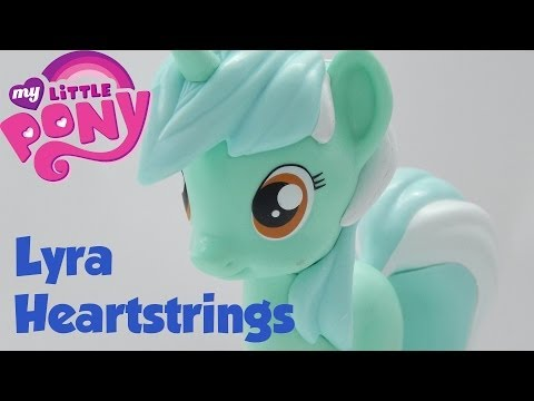 My Little Pony Lyra Heartstrings Funko Vinyl Collectible