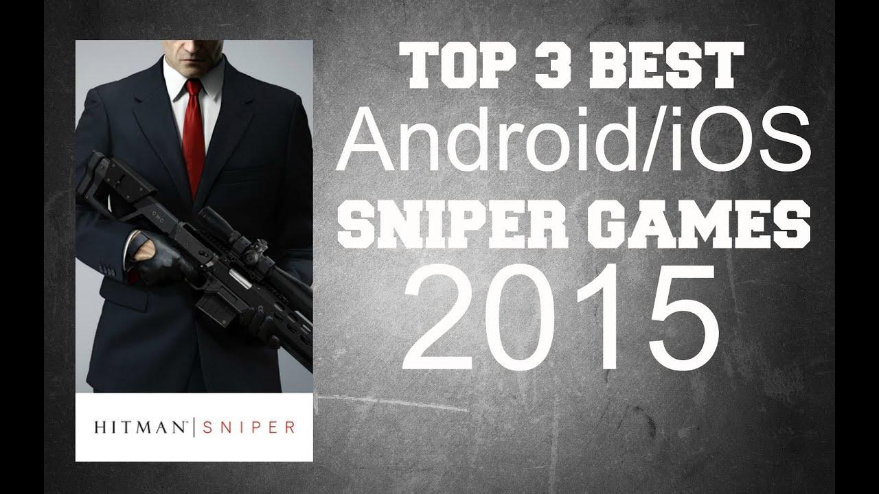 Андроиды игры снайпер лучшие
