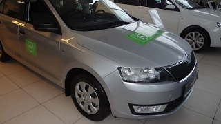 видео Технические характеристики Skoda Rapid - расход топлива, размеры кузова, объем багажника