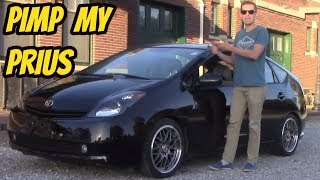 Can a Toyota Prius be Cool?
