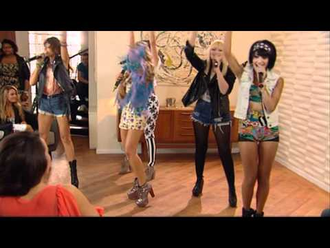 Parade - Louder (Live @ Hollyoaks Music Show 25/06/2011)