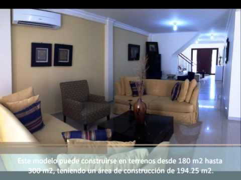 Ciudad celeste casas en guayaquil villa modelo girasole for Modelos de casas procrear clasica