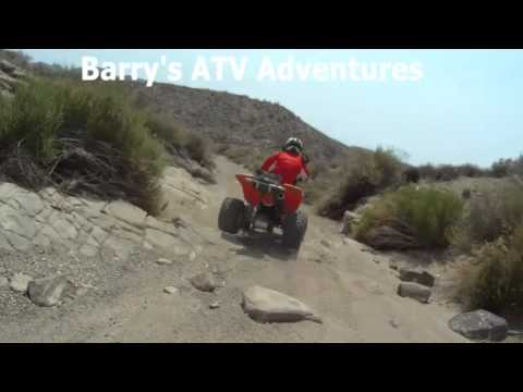 Barry's ATV Adventures - The El Paso Mountains