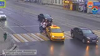 Драка в Калининграде