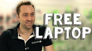 Free Laptop - Bored Ep 122 | Viva La Dirt League (VLDL)