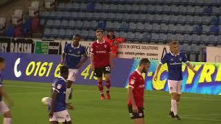 Oldham 1-2 Barnsley