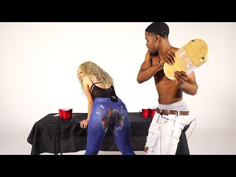 BLIND DATES GET FREAKY ON THE FIRST DATE!!! BEER PONG EDITION!! (UNCUT)