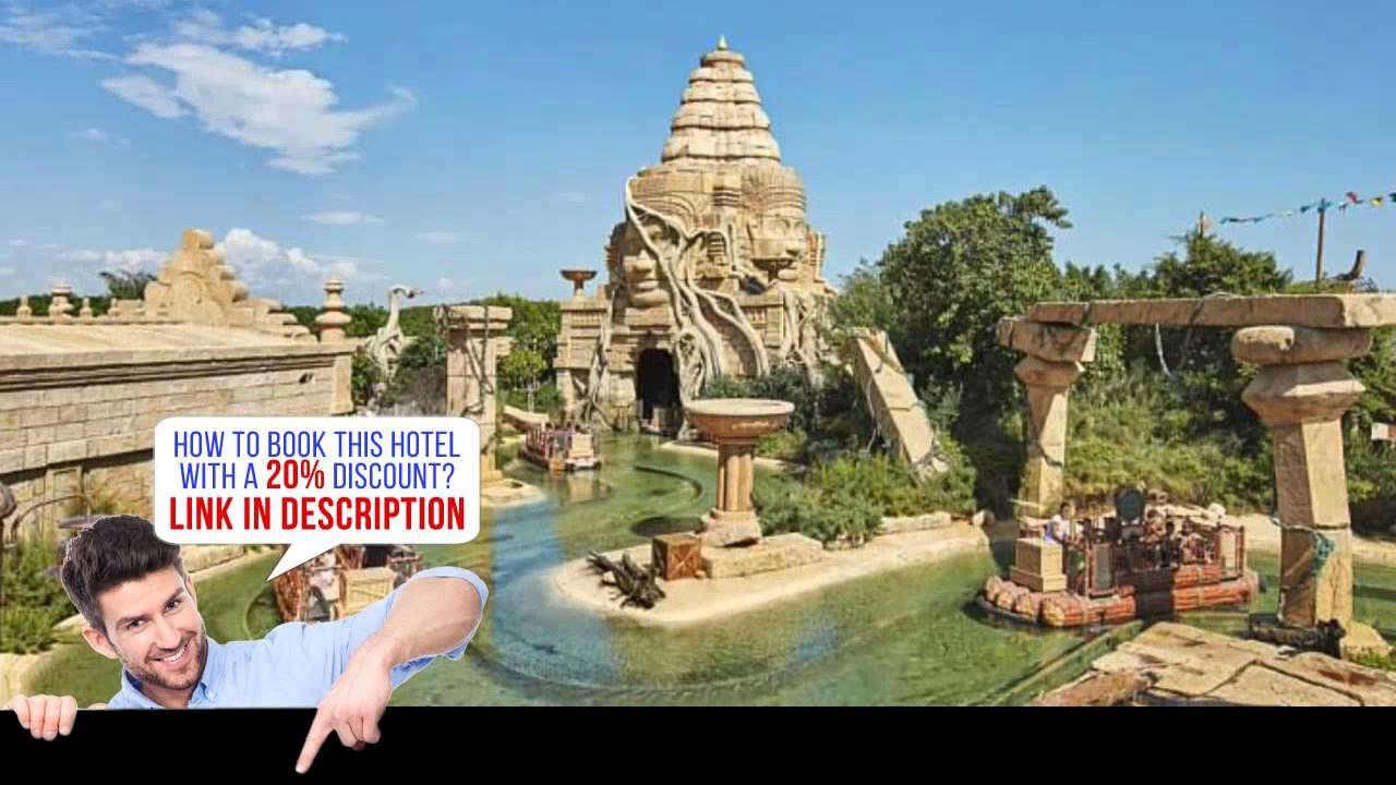 PortAventura Hotel Caribe Includes Theme Park Tickets Salou - Hotel caraibes port aventura