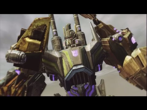 Transformers: Fall Of Cybertron - Chapter 8: Combaticons Combine! (Swindle and Bruticus)