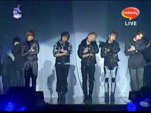 SHINee- [[Juliette]] & [[Ring Ding Dong]] (Seoul Music Awards)