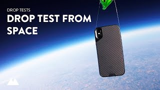 Aramid Fibre Protective Mous Case Drops from Space