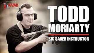 TODD MORIARTY Sig Sauer // John Bartolo Show