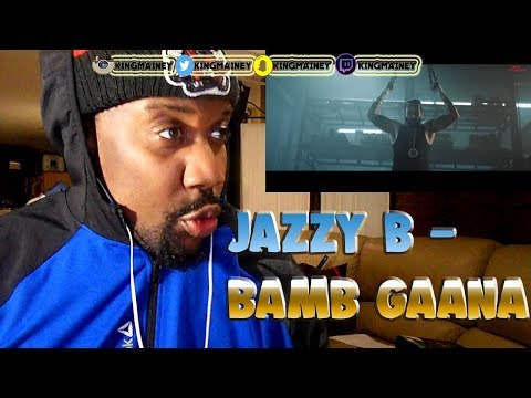 Jazzy B - Bamb Gaana (Full Video) Ft. Harj Nagra & Fateh | Latest Punjabi Songs 2017 REACTION!