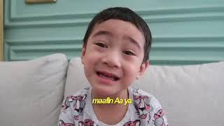 Download Video Ini Dia Kado Spesial Dari Rafathar Buat Mama Papa MP3 3GP MP4