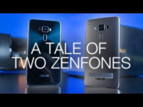 Premium Build on a Budget - ASUS Zenfone 3 + Zenfone 3 Deluxe Review