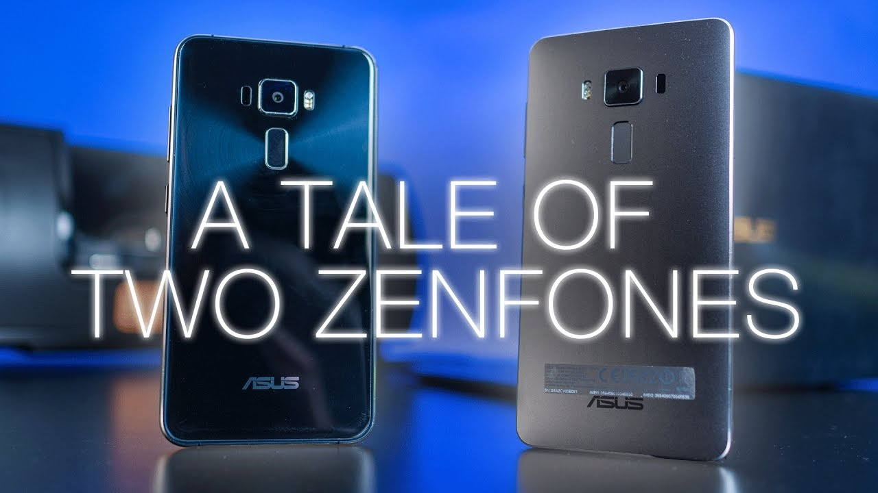 Premium Build on a Budget - ASUS Zenfone 3 + Zenfone 3 Deluxe Review