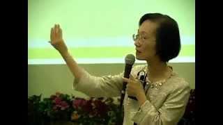 心理學博士陳彥玲大洛杉磯臺灣會館演講︰壓力轉助力(1)