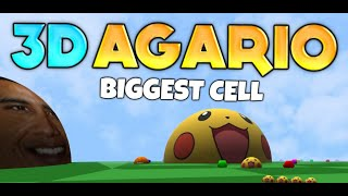 Agario 3D Full Gameplay Walkthrough
