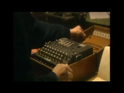 70th Anniversary of capture of Enigma codebooks from German U-boat U-110.