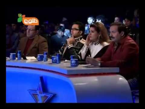 Afghan Star Season 8 - Episode.25 - Wild Card Show Nawid Payman.