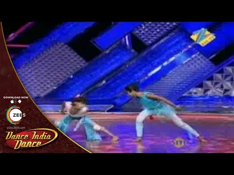 DID Little Masters May 28 '10 - Atul & Papiya