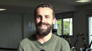 """VIDEO: Alexandre Bonnet : """"Je n'avais qu'une envie, vite retrouver les terrains"""""""