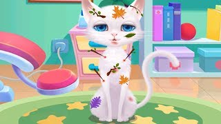 Furry Pet Care In Libii Hospital - Let't Take Care OF Little Baby Panda And Friends - Fun Pet Games