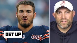The Bears are giving QB Mitchell Trubisky the 'keys to the car' – Matt Nagy | Get Up