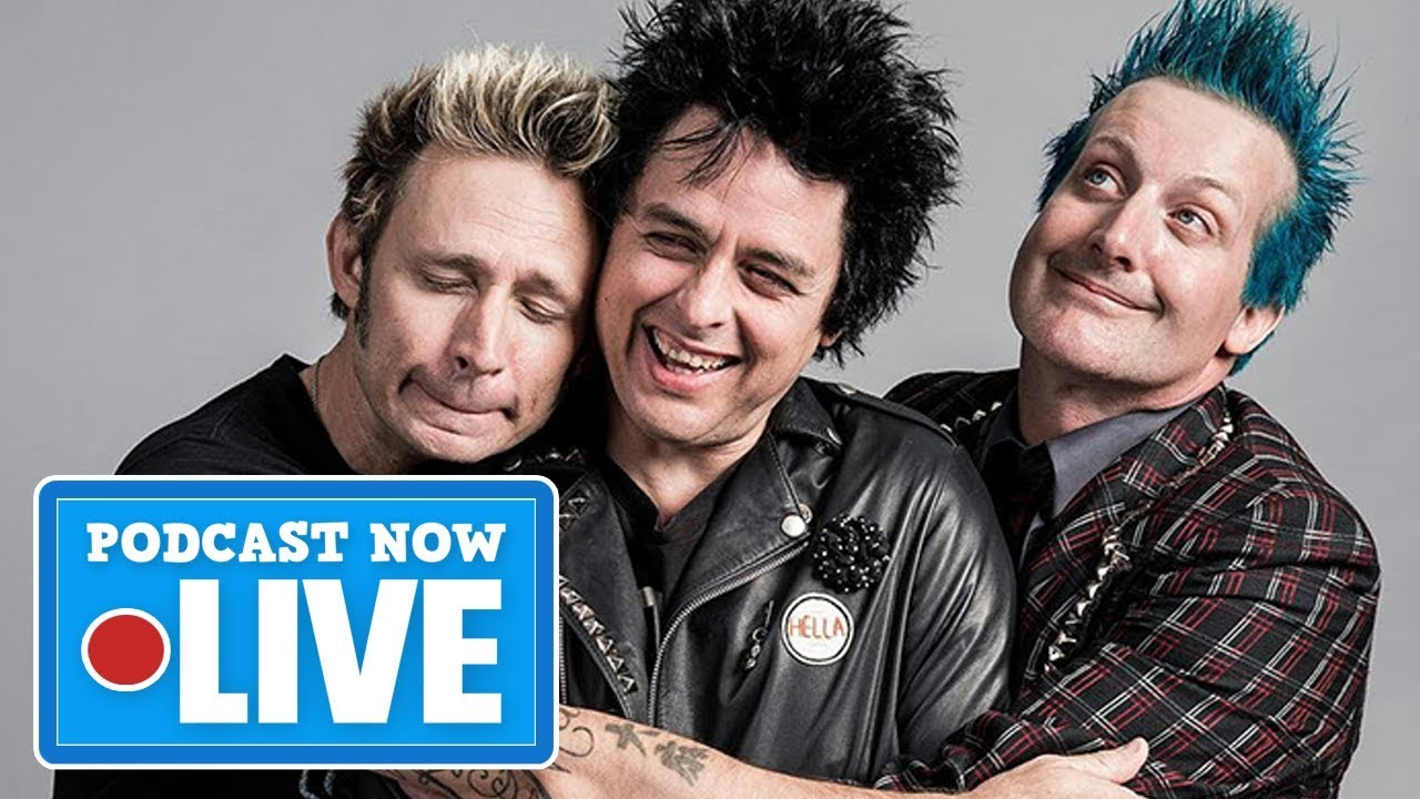 is the green day dookie 2019 tour real podcast now live youtube. Black Bedroom Furniture Sets. Home Design Ideas