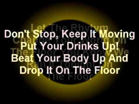 Jennifer Lopez Ft. Pitbull On The Floor Lyrics