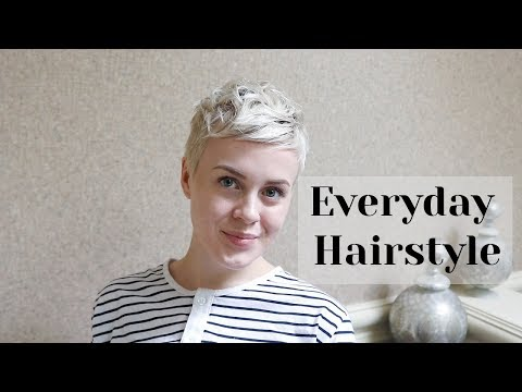 air-dry-everyday-styling-routine-/-pixie-cut
