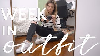 5 OUTFIT SPORTY CHIC - WEEK IN OUTFIT SNEAKERS EDITION || LaRetrò