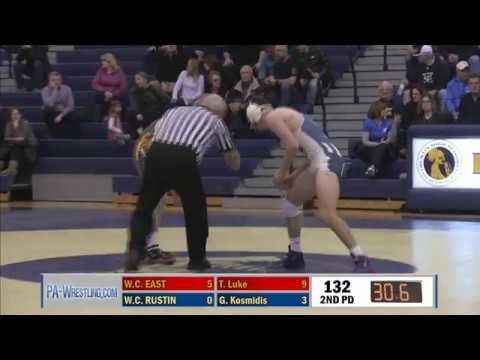2017-12-20 West Chester East At West Chester Rustin