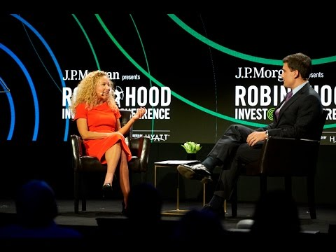 Robin Hood Investors Conference: Fireside Chat with Suna Said and Nate Morris