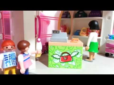 Die Taschendiebin Playmobil Shopping Center Film seratus1 deutsch