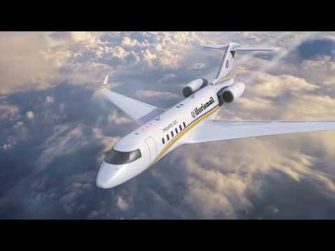 Private Jet - @iforismail