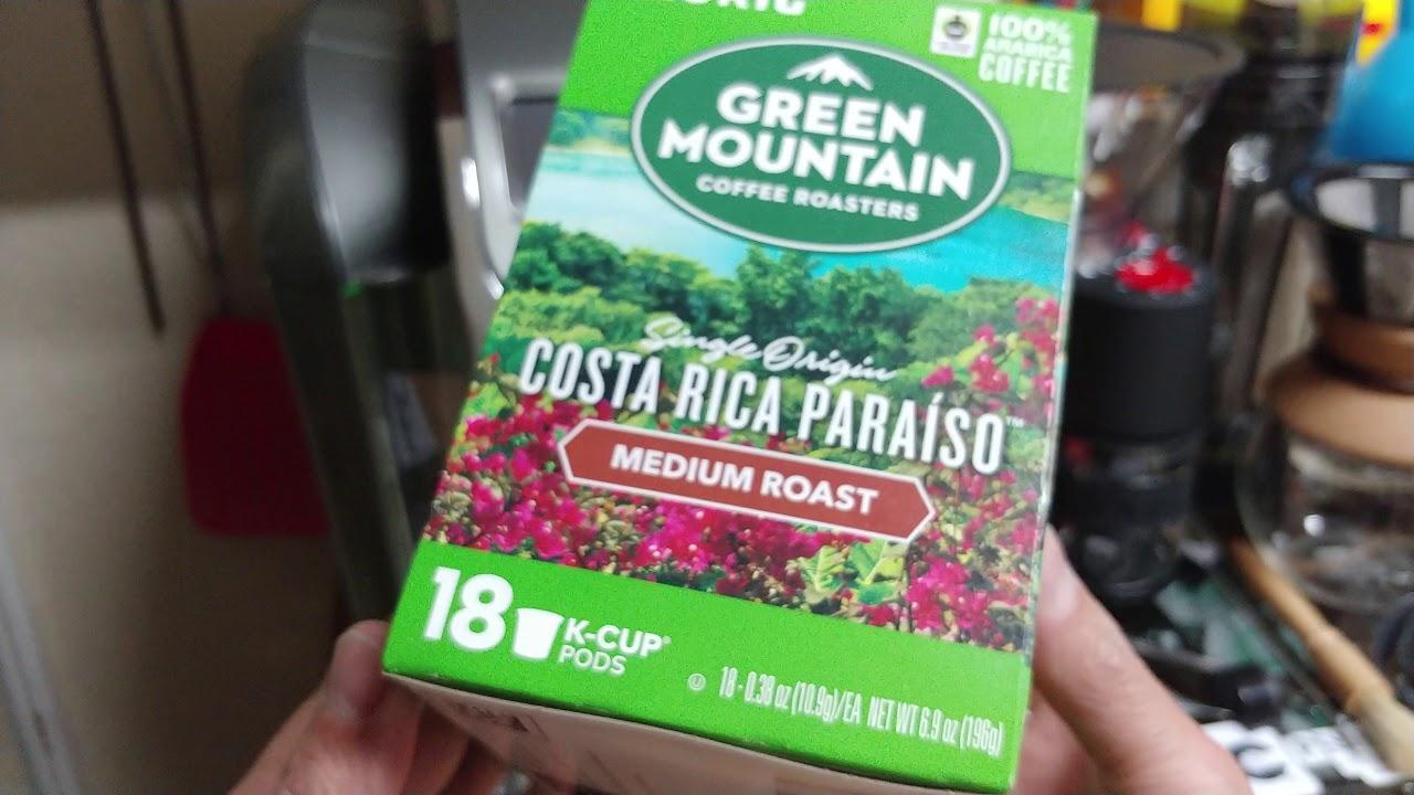 Costa Rica Paraíso by Green Mountain
