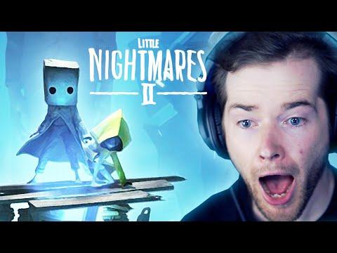 Little Nightmares II (I Played It EARLY!)