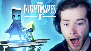 Little Nightmares II (I Played It EARLY!)