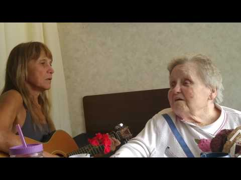 Mary Anne and Michaelle sing