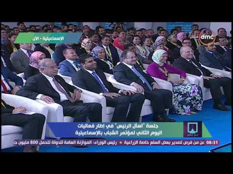 """اسأل الرئيس - السيسي معاتباً وزير الداخلية على """"فتاة عربة البرجر""""لا خدتوا المليون جنيه ولا منعتوهم"""""""