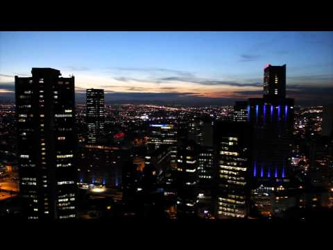 Bogota Skyline Sunset Time Lapse HD