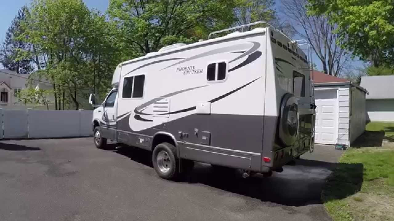 sold 2009 phoenix cruiser 4x4 rv for sale for sale youtube. Black Bedroom Furniture Sets. Home Design Ideas