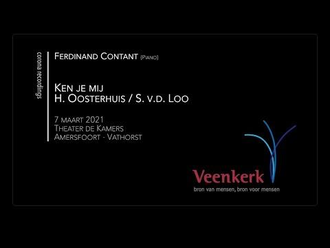 Ken je mij (tekst) - Veenkerk Corona Recordings