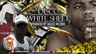 Disco - White Sheet - April 2019