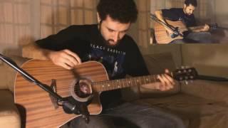 Heaven and Hell  - Black Sabbath - (Instrumental) Acoustic cover - R.Garrafa