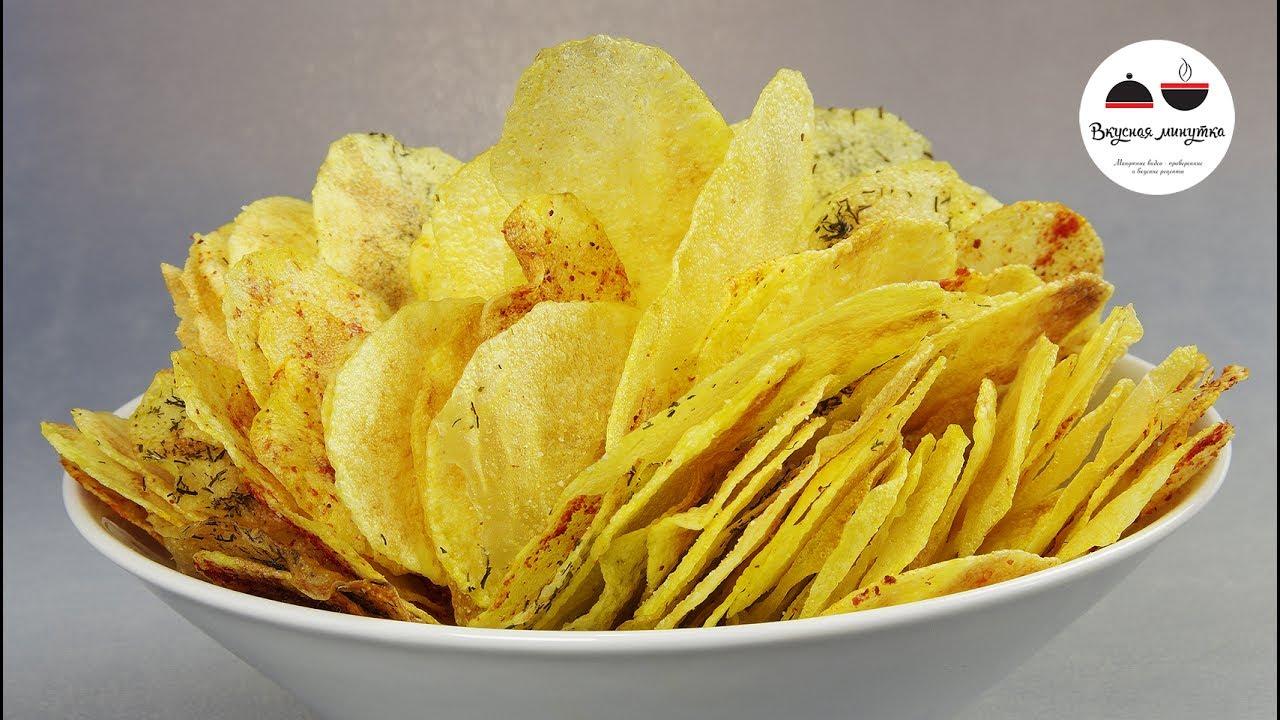 Как сделать чипсы в микроволновке рецепт фото 265
