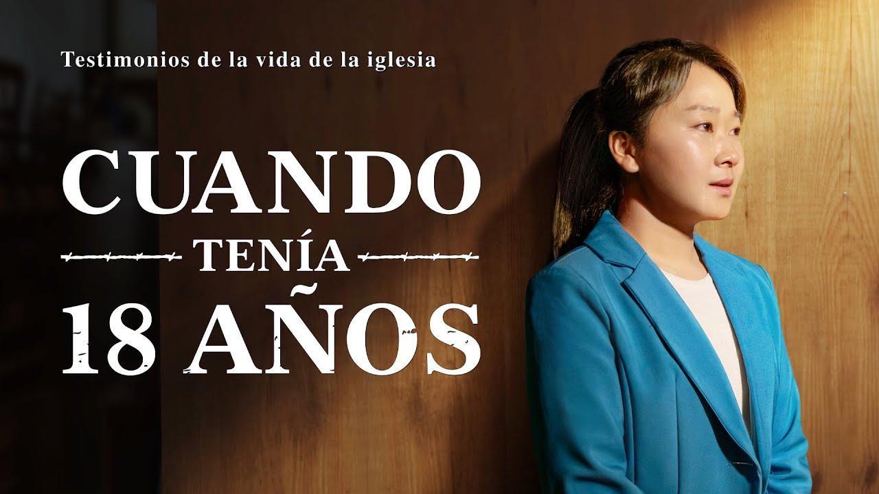 Testimonio cristiano 2020 | Cuando tenía 18 años (Español Latino)