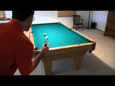 Be good at Billiards - Cut Shots
